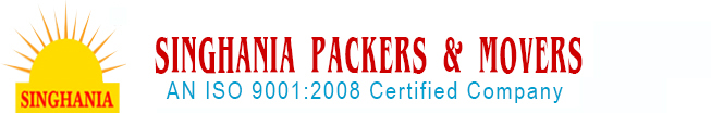singania packers and movers logo